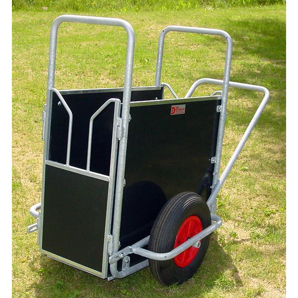 Transportvogn til kalve