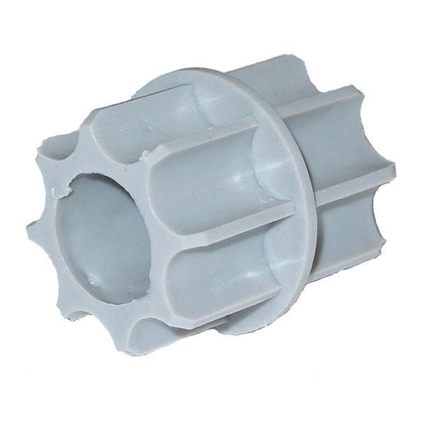 Rørsamler I Plast Fritlagt